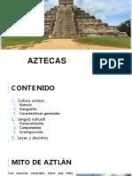 Exposición Aztecas