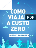como viajar a custo zero