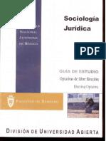 Sociologia Juridica-Optativa de Libre Eleccion