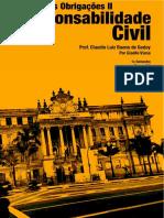 Caderno Responsabilidade Civil - Giselle Viana