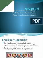 Diapositiva Grupo 6 Procesos Cognitivos