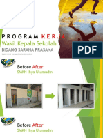 Program kerja WK Sarpras 2019/2010