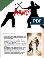 Arnis Final
