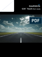 Garmin G3X Manual
