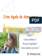 ASMA E SULFATO
