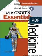 Davidson's Essentials of Medicine, 2nd Edition
