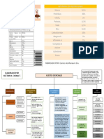 Empaque y Mapa Conceptual de Esencia