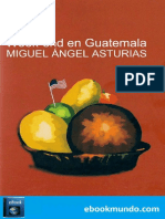 Week-End en Guatemala - Miguel Angel Asturias (2)