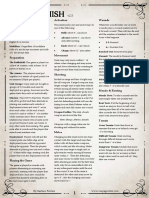 OnePage Age of Fantasy Skirmish - Core Rules v2.5