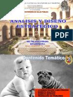 Clase - ANÁLISIS Y DISEÑO ESTRATÉGICO - salud pública - 04.10-19 OK.ppt