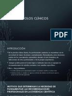 Clase 7.- Protocolos clínicos.pptx