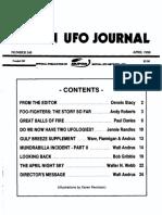MUFON UFO Journal - April 1988