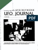 MUFON UFO Journal - November 2000
