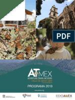 Programa ATMEX 2019 - Valle de Bravo