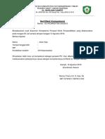 Laporan Kegiatan Asesmen Klinik Perawat 19 (BELUM DI EDIT).docx