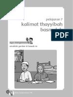 Buku Kelas 1