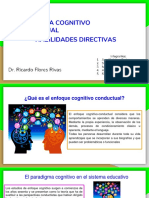 Exposición Del Paradigma Cognitivo Conductual