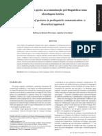 Artigo - Fonoaudiologia