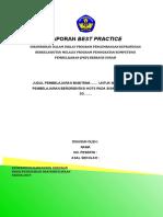 Contoh Best Practice Fix
