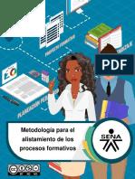 MF AA3 Metodología Para El Alistamiento de Los Procesos Formativos-1