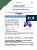 Mercado Europeo,Oportunidades Comerciales de  Plantas Medicinales