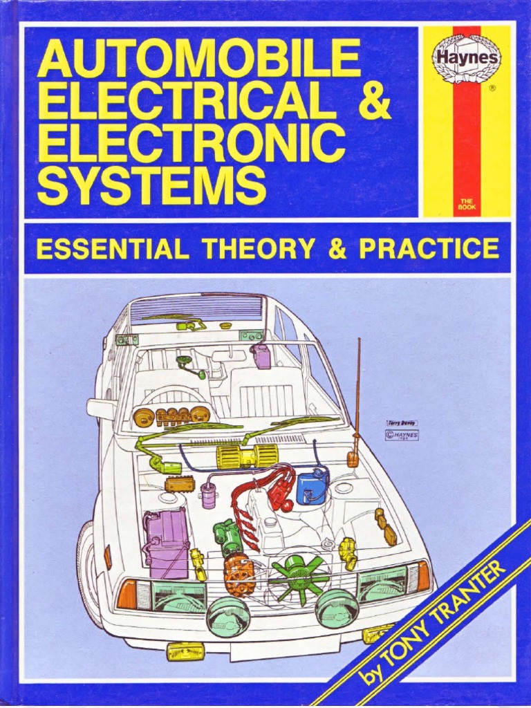 Automobile Electrical And Electronic Systems 1990 If You Run Out Of Room On The Starter Relay Quotbquot Post Install A Power