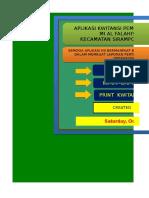 Aplikasi Kwitansi Bos Formulir Bos K-141(1)