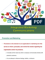Chapter 17 - Integrated Marketing Communication