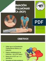 Reanimacion Cardio p
