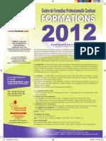 Formut Admins 2012