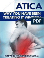SCIATICA BOOK - Why You Have Been Treating It Wrong