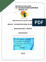 Redaccion Oral y Escrita Profa.amagda Acosta Grupo#7