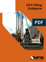 CFA Piling Guidance v3