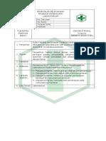 3. Sop Pemantauan Pelaksanaan Prosedur Pemeriksaan Laboratorium