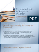 Trigonometry & Pythagoras Theorem(Math).pptx