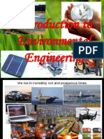 Introduction to Envi. Eng'g