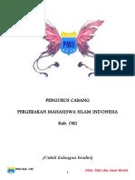 Buku Saku PMII Mapaba 2018