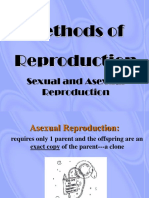 Methods of Reproduction Ppt