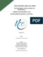 Universidad Central Del Ecuador (Imforme 4)