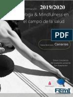 Dossier técnico Yoga Terapéutico y meridianos