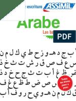 Muestra Assimil Árabe Los Cuadernos de Escritura, Las Bases