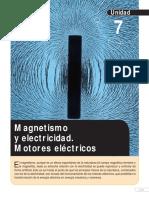 DL_1.3. Magnetismo y Electricidad. Motores Eléctricos