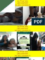 WA 0812.28.8000.45,  Les Bahasa Mandarin Fajar Indah Surakarta