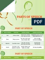 Parts of Speech-2
