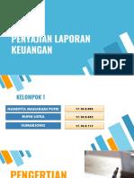 Ppt Penyajian Laporan Keuangan Revisi 1