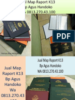 WA 0813.270.43.100, Jual Cover Raport TK di Nias Utara Sumatra Utara