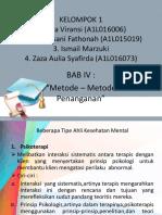 Presentasi Psikologi Abnormal Bab 4