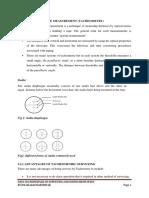 Principles of Survey
