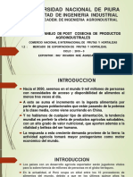 Manejo de Post Cosecha de Prods Agroindust Expo Complementaria de Unidad i
