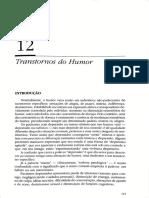 Texto 09 PSIQUIATRIA E SAUDE MENTAL Cap 12 Transtornos Do Humor